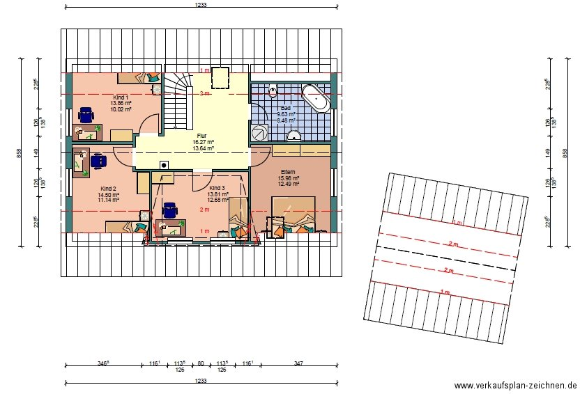 Grundriss zeichnen office verschiedene for Raumgestaltung chip
